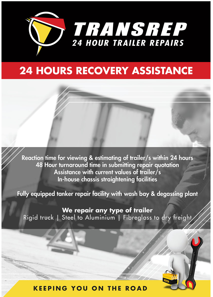 Transrep Recovery Assistance